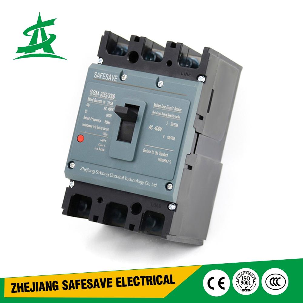 CCC certification SMS7-225 100-225 690V 50/60hz energy conservation circuit breaker