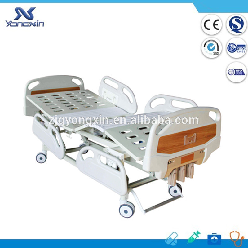 YXZ-C-001A two function electric motor hospital bed