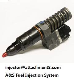 Detroit Fuel Injector