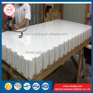 wear resistant and durability uhmwpe ice skating rinks