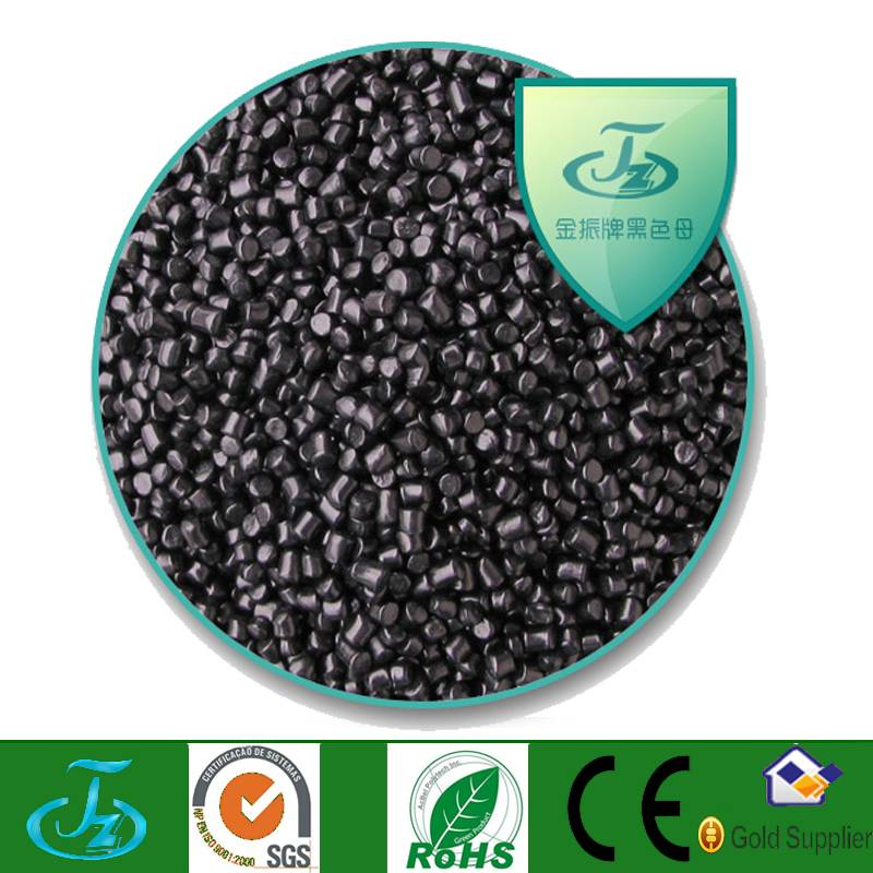 Black Masterbatch for PE Pet PS PC ABS PP PVC