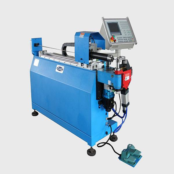 FUNS CNC tube bender devices for Automobile and air conditioning pipe device