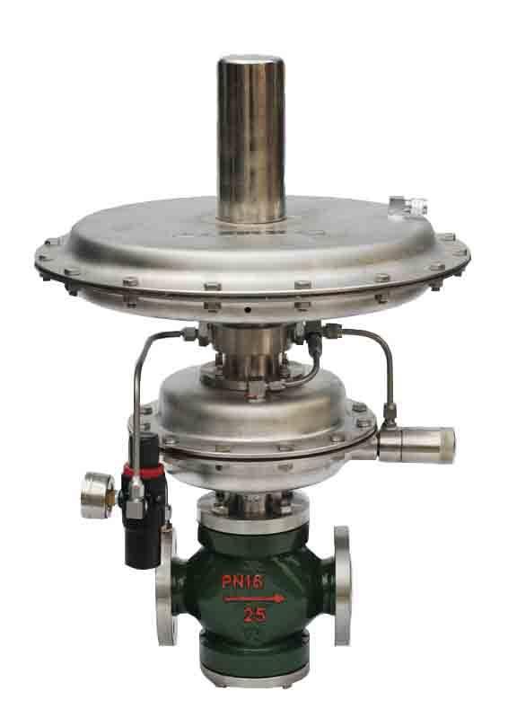 Self-operated Pressure Regulator