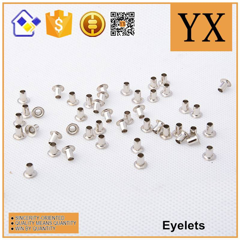 Factory price steel eyelets rivet