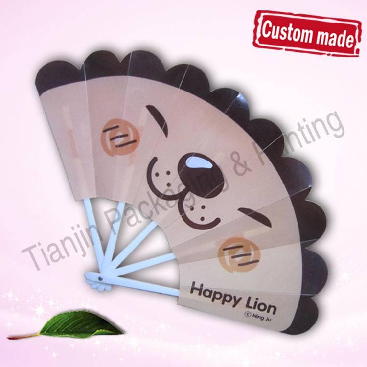 best promotional foldable plastic hand fan/pp hand fan, hand fan