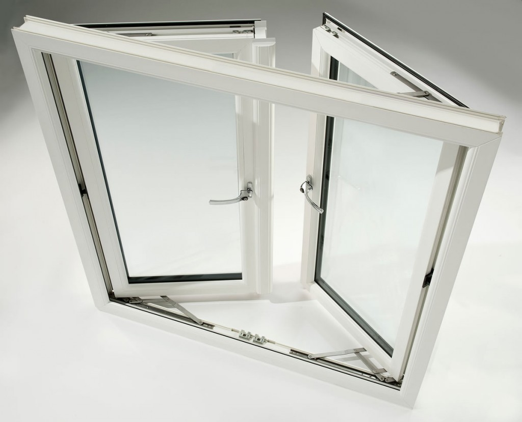 aluminum alloy casement / sliding window