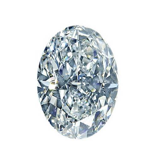 Gemstone Synthetic Cubic Zirconia CZ Diamond Factory Price of Hot Sale DIY Oval White Cut