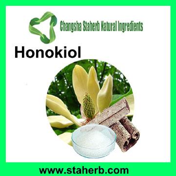 Magnolia officinallis extract,Magnolol 2%-98%,Honokiol