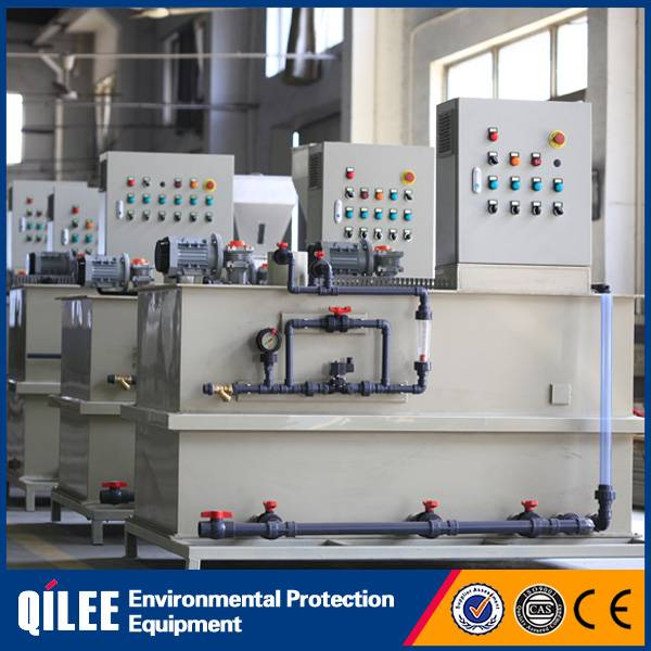 New design automatic chemical dosing system for water treatment
