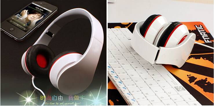 Popular Stereo Headphone Factory for Foldable Headset Stereo Headphone