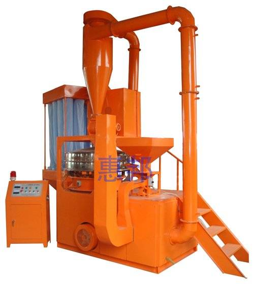 High-yield ABS Pulverizer