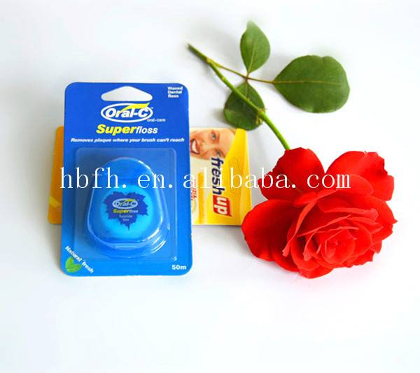 high quality oral care dental floss