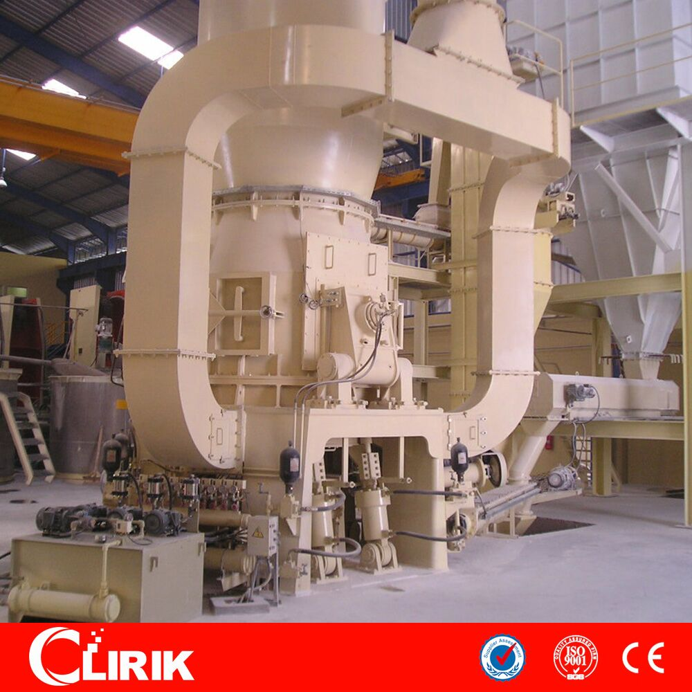 latest price of HGM100 ultrafine vertical grinding mill for barite, limestone,dolomite