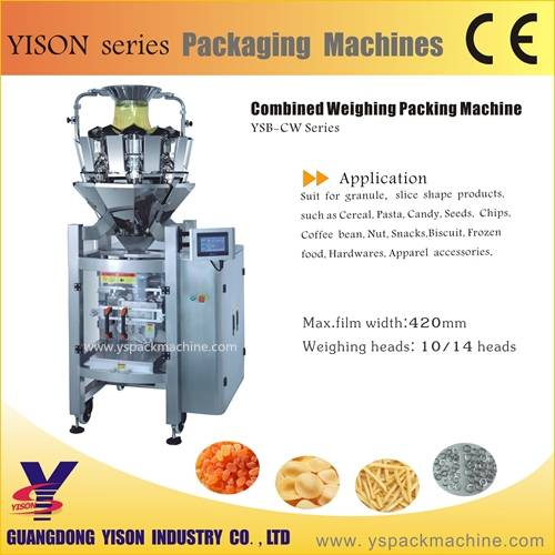Canton Factory Automatic Cashew nuts packing machine, cashew nut packaging machine