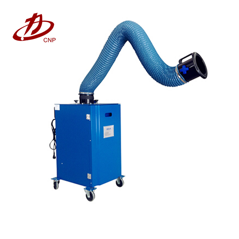 Dust Dyeing Cleaning Welding Fume Collector Extractor