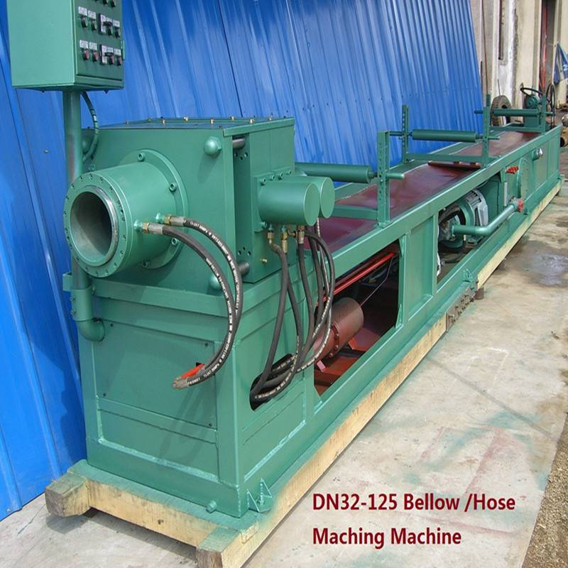 Hydro flexible metal hose/bellow forming machine