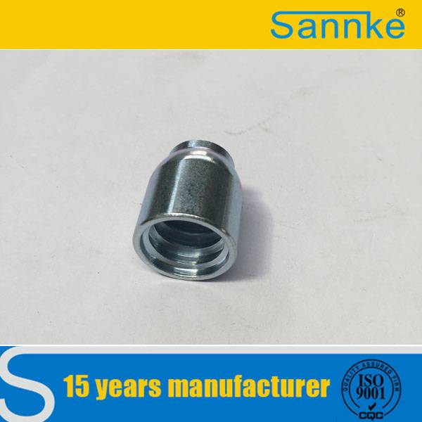 Parker Carbon Steel Hydraulic Fittings Ferrule