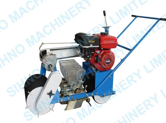 New design manual vegetable seeder, 4 rows, vegetable walker machine,+86-18006107858