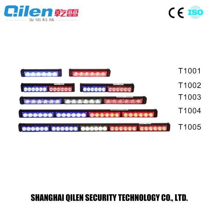 auto led strobe lights for emergency vehicles T1001