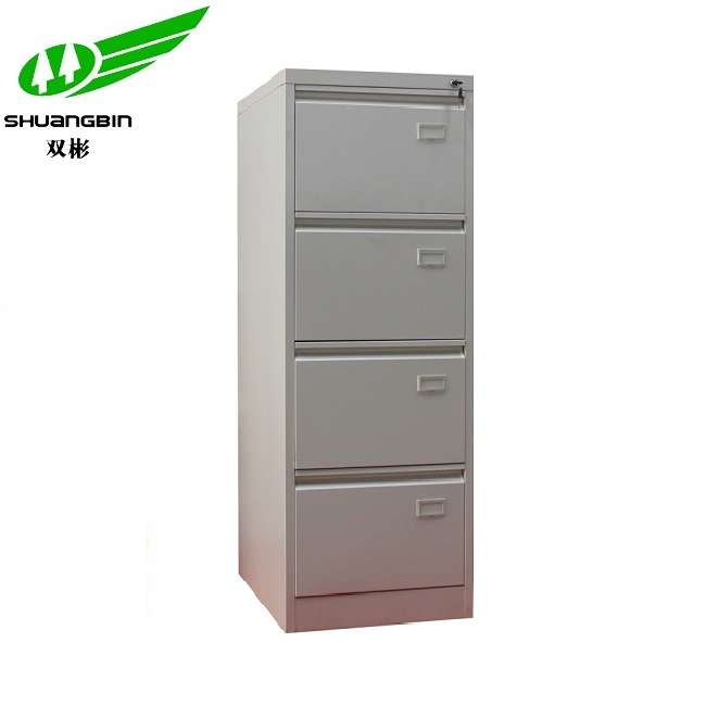 cheap fashion 4 drawer metal office filing cabinet