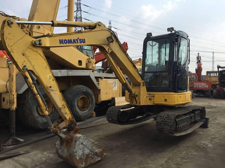Used Komastu PC55MR-2 Excavator, Used Komastu Excavator PC55MR-2 for Sale