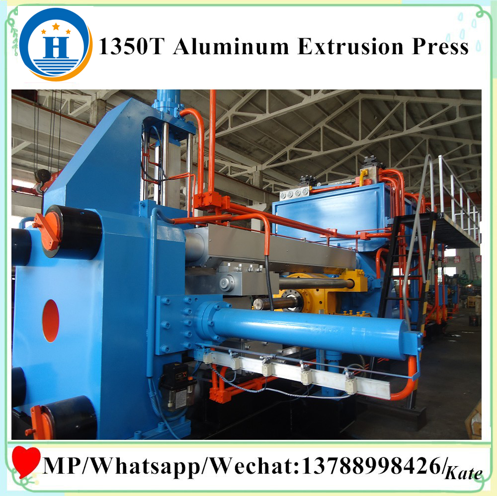 extrusion aluminum machine for profile