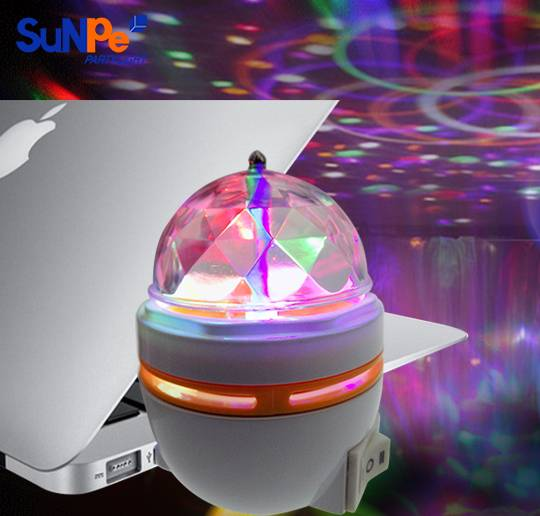 3 Switches Home party use Led Night Light without light sensor