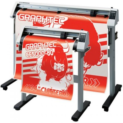 Graphtec 2016 CE5000-120 Digital Printer