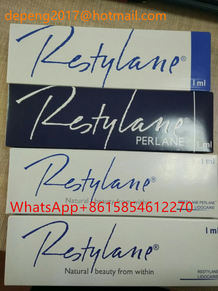 Specifically Formulated Restylane for Facial Lines and Wrinkles