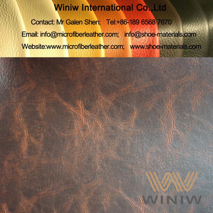 Microfiber PU Leather