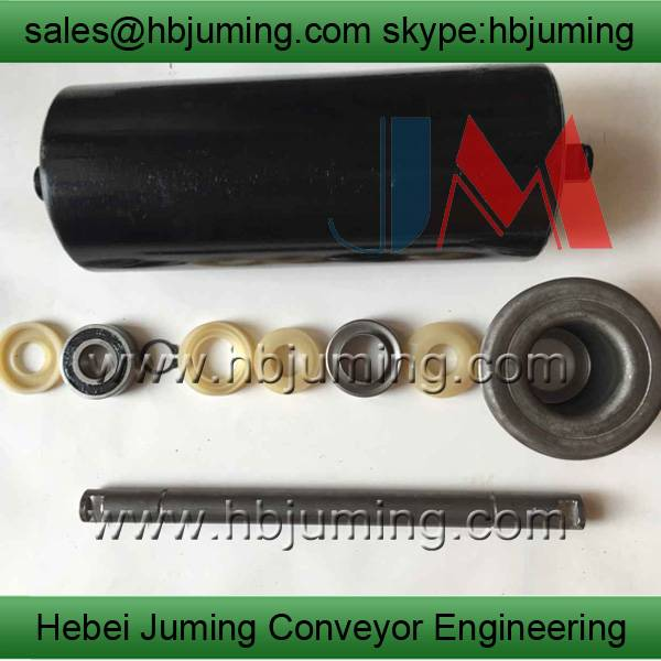 Factory Direct Steel Tube Conveyor Roller