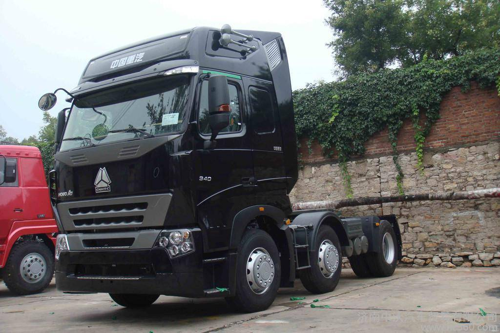 howo a7 truck