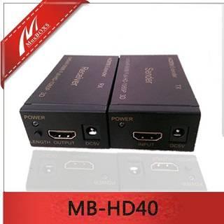 HDMI Extender via cat5e/6 up to 131ft