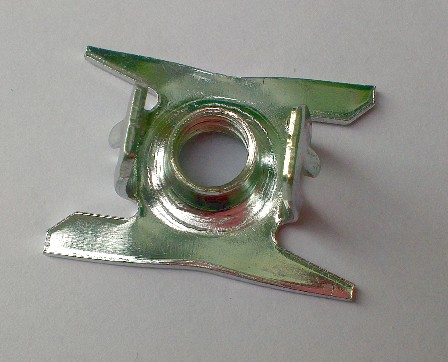 Metal Stamped Part in Various Finish, Made of Various Materials, Automotive, Electronic Parts