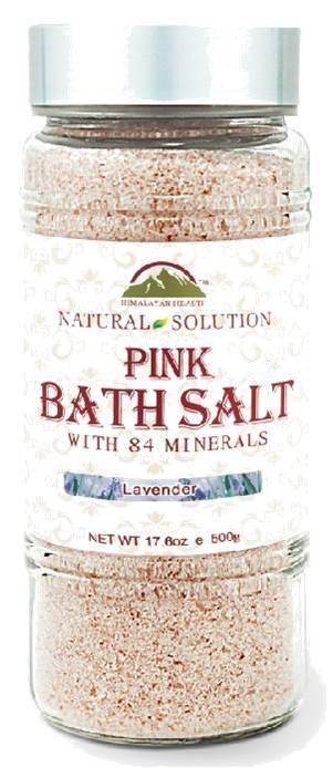 Himalayan Health Bath Salt 500g