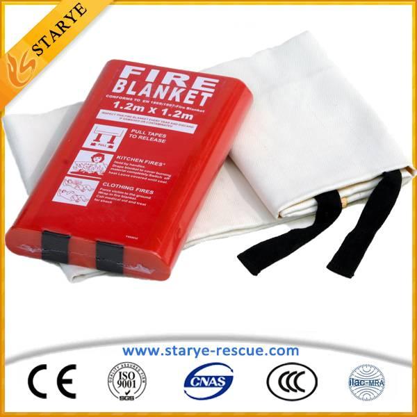 Best Quality Fireproof Fire Blanket