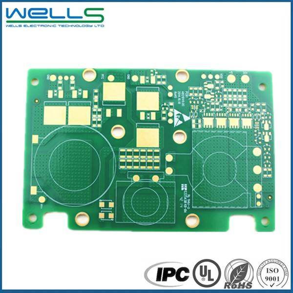 Hot Sale Color PCB Assembly 94v0 Rohs PCB PCBA Prototype