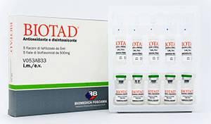 Biotad Glutathione Whitening