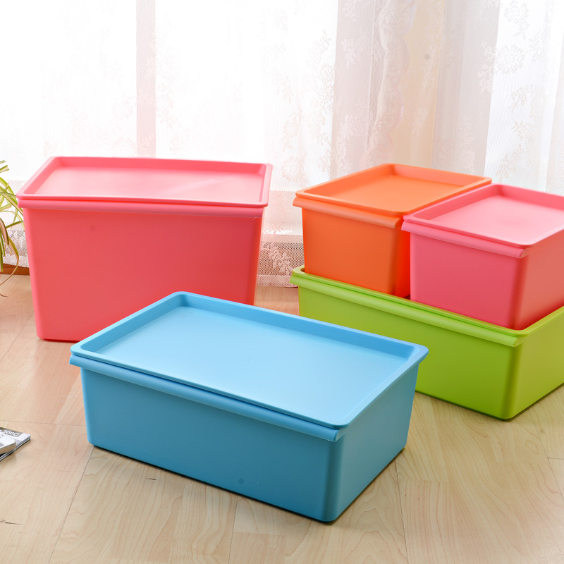 6002 hot sell ECO-Friendly household plastic storage box/containing box