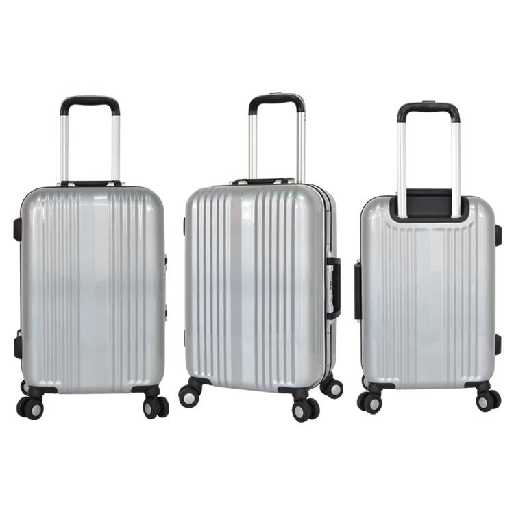 beautiful Pure colour luggage for business and travel