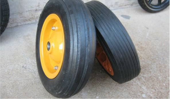 pneumatic wheelbarrow tire and handtruck tire 3.50-7