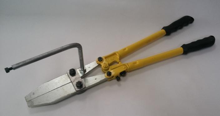 Stainless steel bending pliers
