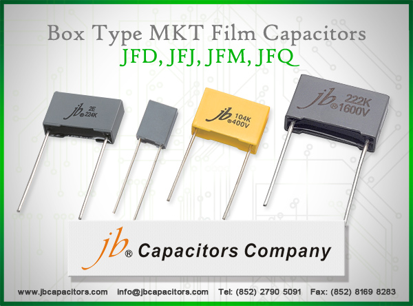 JFQ--High Voltage Box Type Metallized Polypropylene Film Capacitor