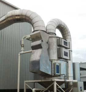 Air Scrubber, Pollution Control
