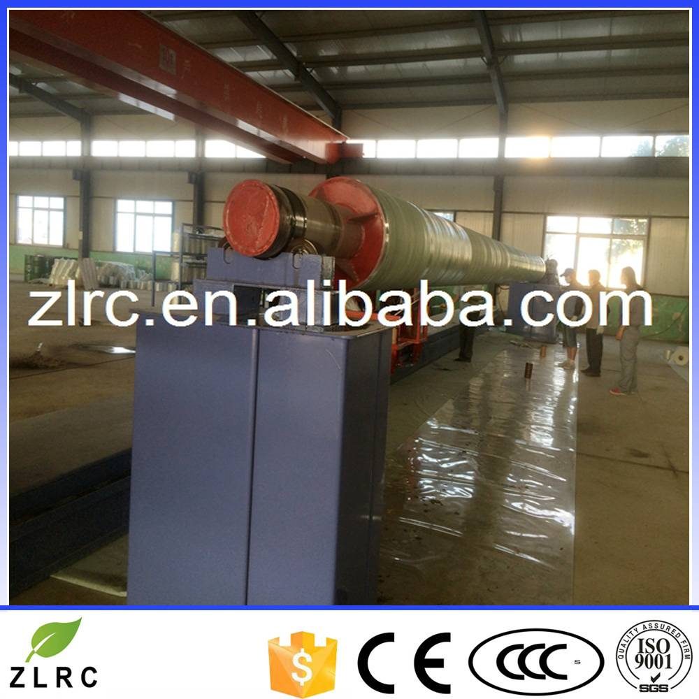 FRP pipe winding machine making machine