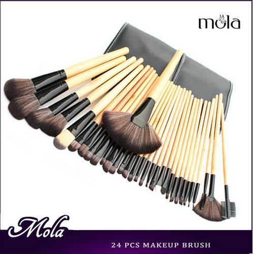 Makeup Brush Set 32PCS with Black Pouch