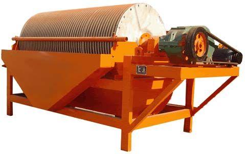 Mine magnetic separator/Dry masgnetic separator