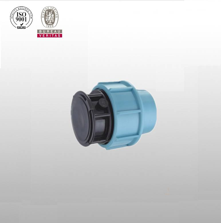 PP plug for irrigation