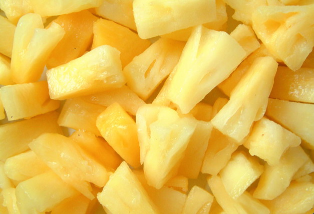 Fresh Frozen Pineapple