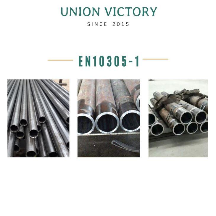 precision pipe: EN10305-1